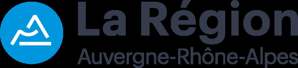 logo de la région de Lyon - Auvergne Rhône Alpes