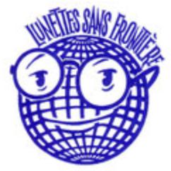 Logo lunettes sans frontière
